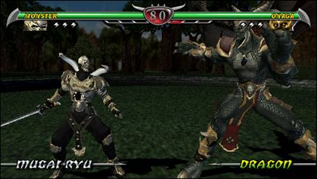 Ultimate Mortal Kombat Unchained