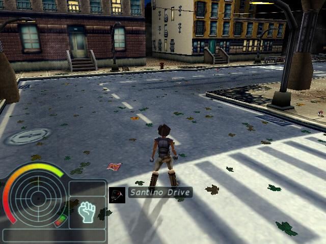 Urban Chaos (PC) Unused Levels and Game Modes